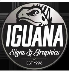Iguana Signs